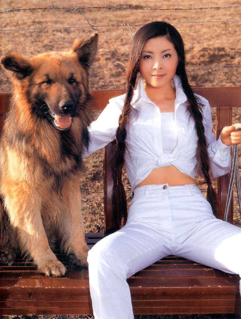 人兽杂交相关图片推荐 女人与狗交给配图片 图库