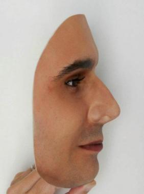 3d人脸面具