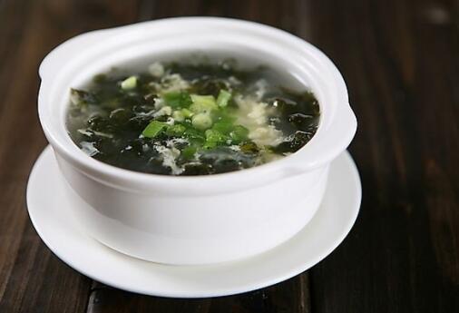 虾皮紫菜汤什么人不适合吃图片