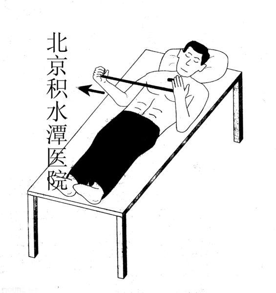 肩关节术后康复训练方法(简明版)