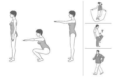 膝关节损伤功能锻炼方法