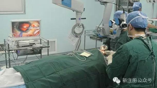 乌达区中心医院眼科白内障患者就诊流程