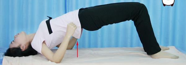 腰背肌功能锻炼方法d腰椎间盘突出症