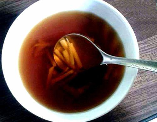 生姜红糖水有什么作用