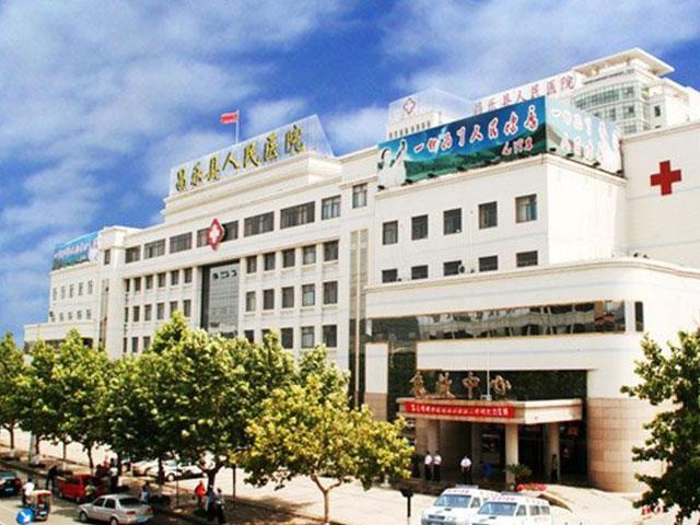 地址: 昌乐县城区利民街278号  查看地图 简介: 昌乐县人民医院始建于