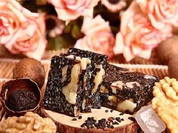 阿胶糕的做法及其功效图片