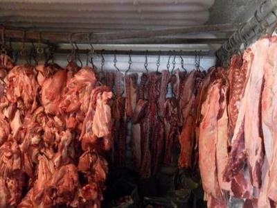猪肉喷洒有毒液体销售 20人支付千万赔偿金