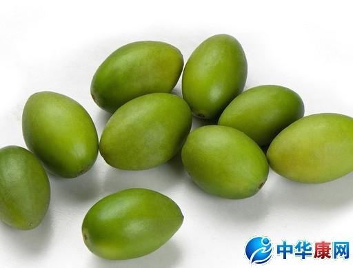 橄榄果的作用_橄榄的功效与作用