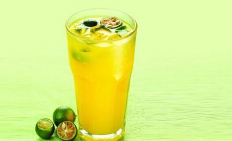 金桔柠檬茶的制作方法