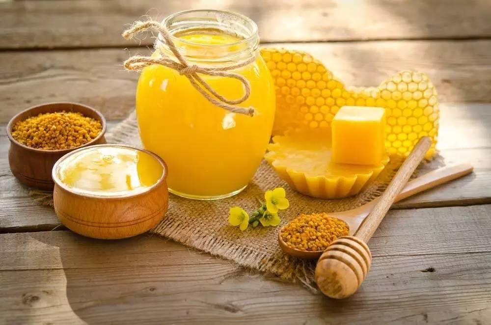 这些年的蜂蜜都白喝了 原来还有这样的妙用图片