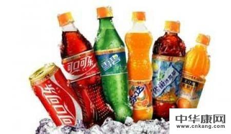 碳酸饮料的危害图片