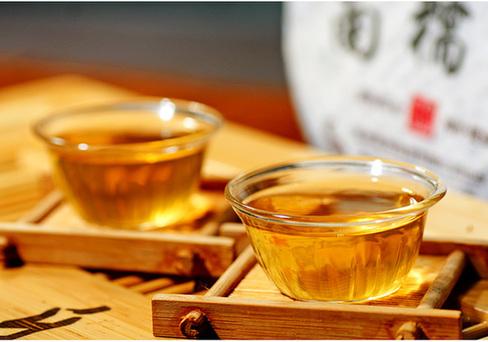 普洱茶制作过程图片
