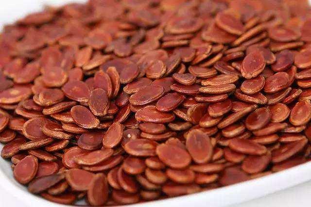 红瓜子的营养价值