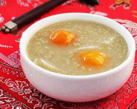 品质好的黑小米煮粥是黑色吗