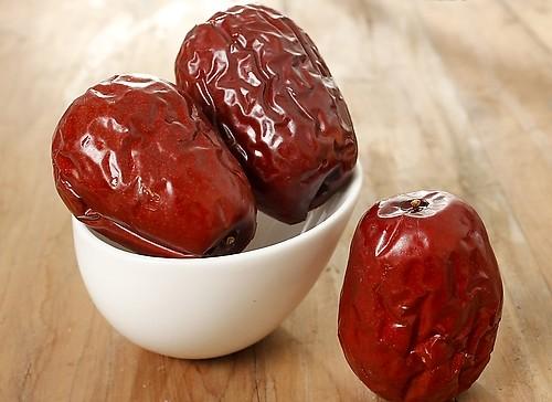 吃干红枣有什么好处啊