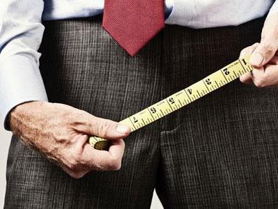 男人多长算正常 揭不同年纪段的均匀尺度