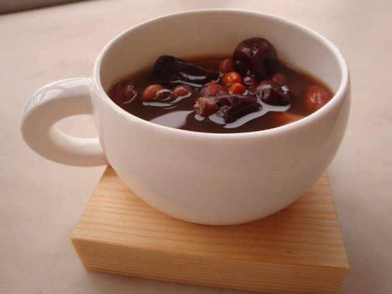 茯苓红枣阿胶汤要如何制作图片